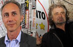 Le 11 non-domande di Travaglio a Grillo (e quelle che gli avrei fatto io)