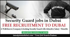 Security Guard jobs in Dubai 2016. A well-known and largest food and beverage zone is looking trained security guard. To get know the complete info about the company like contact no, email address, website and address. Please click on the given image.