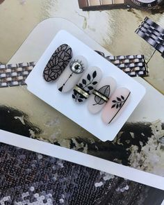 New Nail Art Design, Nail Art Designs, Asia Nails, Cute Nails, Pretty Nails, Secret Nails, Minimalist Nails, Summer Acrylic Nails, Manicure E Pedicure