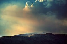 Wild fire above Wenatchee by sparth, via Flickr