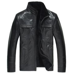 Unassisted 2013 hunting wool fur one piece genuine leather jacket fur clothing men's clothing x2335-inWool & Blends from Apparel & Accessori...