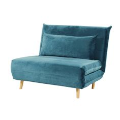 Want your interior to be colourful? Make the transition smoothly with the NIO Petrol Blue Velvet Day Bed Sofa. Bedroom Couch, Sofa Bed, Bedroom Armchair, Banquette Convertible, Mustard Bedding, Fold Out Beds, Beds For Small Spaces, Simple Bed, Blue Nails