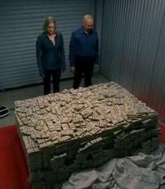 How Much Money Does BREAKING BAD's Walter White Have, Anyway?