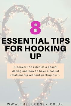 Discover the rules of a casual relationship and how to have a casual relationship without getting hurt! Learn my 8 ultimate tips for hooking up and how to handle a casual relationship from the start. Casual Relationship, Relationship Blogs, Serious Relationship, Relationships Love, Marriage Goals, Marriage Advice, How To Be Irresistible, Life Hacks Every Girl Should Know, First Date Tips