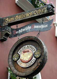 Zum Güldenen Schaf, Heidelberg | Germany
