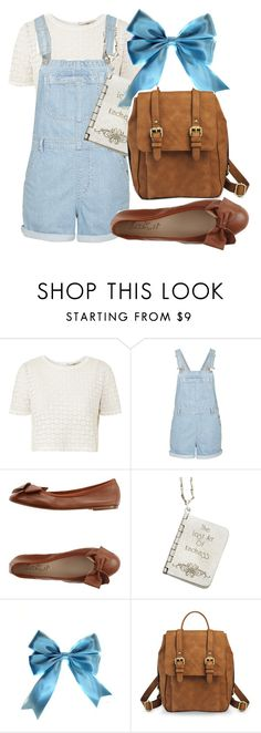 """""""It's my favorite part because......you'll see"""" by disneystyle-swag ❤ liked on Polyvore featuring Orla Kiely, Topshop, Look.it, Eina Ahluwalia and Merona"""