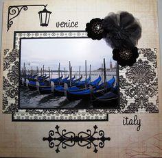 Venice, Italy - Scrapbook.com
