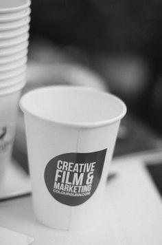Colourburn CREATIVES in a cup.