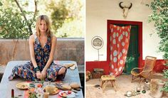 Anthropologie Catalog: a perfect imagery booklet for vagabond inspiration.