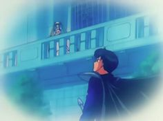 Sailormoon. Episode 44: Usagi's Awakening! A Message From the Distant Past. Princess Serenity and Prince Endymion