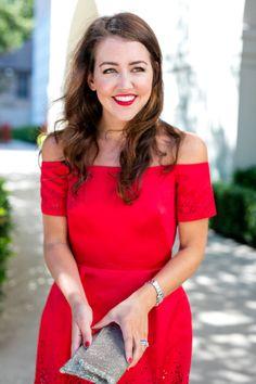 All Red - Dallas Wardrobe