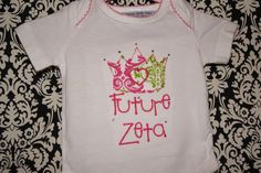 totally getting my future daughter something like this but for TriDelta