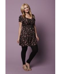 Tunic 'Dress' that would be great to wear with leggings :)