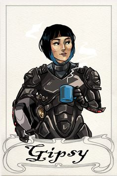 Mako and Raleigh Pacific Rim  Inspired Teas  by BeastlyBeverages, £12.00