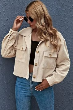 Winter Fashion Outfits, Fall Outfits, Autumn Fashion, Unique Outfits, Women's Fashion, Outfits Con Camisa, Coats For Women, Jackets For Women, Cute Jackets