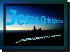 JESUS CHRISTUS, GOTTES WORT IN GOTTES WELT: 2.Mose 4:12 und Johannes 15:26-27