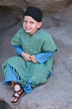 authentic bible clothing costume