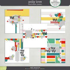 Templates: Polly Love - Hana