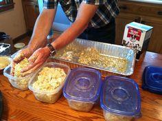 Chicken Egg Rice Dog Food | Homemade Dog Food