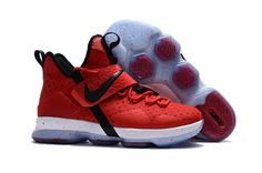 official photos d3f2a 0a884 Cheap Men s Nike Lebron James 14 Basketball Shoes University Red  www.curry4basketballshoes.com