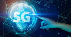 Internet Network - The Upcoming Wireless Internet Technology That Will Change The World Weather Satellite, Internet Of Things, Smartphone, Internet Network, Radio Wave, Diffusion, Fifth Generation, Mobile Web, Smart City