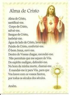 Amém Jesus Prayer, My Jesus, Holy Monday, I Thought Of You Today, Jesus Christ Images, Catholic Religion, Prayers For Healing, Saint Michel, Catholic Prayers