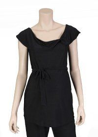 Japanese Weekend Sailor Top Black (M) Lilo Maternity. $62.00