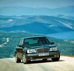 Mercedes Benz W124
