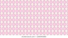 Pink pattern with rhombuses and white dots stars. Element of design for Lol Surprise party. Fabric little princess Cute Pink Background, Turquoise Background, Doodle Frames, 3d Letters, Vintage Frames, Cupcake Toppers, Doll Style, Lol Doll Cake, Bubble
