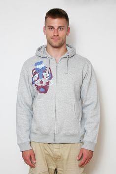 bluza męska na suwak/ men's zip hoodie #3