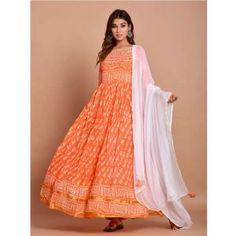 Buy Gowns - Discover the wide range of designer gowns online Long Anarkali, Anarkali Dress, Anarkali Kurti Cotton, Salwar Kameez, Lehenga Choli, Sarees, Indian Designer Outfits, Designer Gowns, Western Dresses