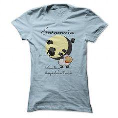 Can't sleep Insomnia Funny T T Shirts, Hoodies, Sweatshirts. BUY NOW ==►…