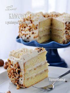 Krispie Treats, Rice Krispies, Vanilla Cake, Cake Decorating, Baking, Desserts, Recipes, Polish, Food