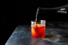 Negroni Sbagliato recipe: A lighter, sparkling pre-dinner drink. #food52
