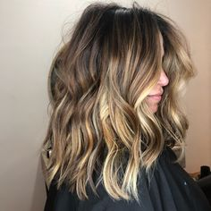 Best balayage and cute by Shlomi Mor