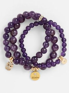 cute beaded stretch bracelets http://rstyle.me/n/ttzqnpdpe