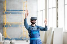 Virtual reality safety training is perfect for situations that are impossible to safely recreate, or not feasible to physically run through.
