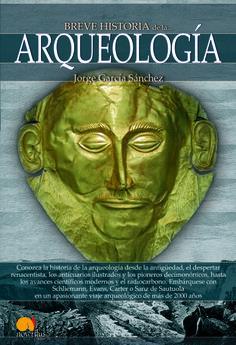 Portada Breve Historia de la Arqueología
