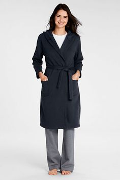 Women's Fleece Cover-up from Lands' End