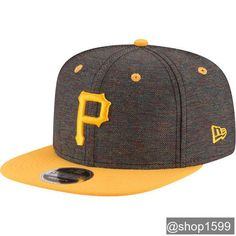 4a9f16d2f Buy Men s New Era Black Pittsburgh Pirates Vivid Crowner Snapback Hat at  JCPenny s Sport Fan Shop.
