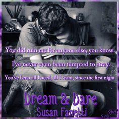 Dream & Dark (Night Horde SoCal #3.5)
