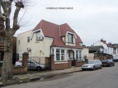 Cobbold Road. Willesden NW10