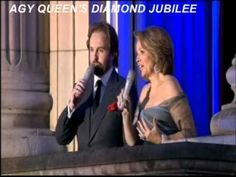 ALFIE BOE & RENEE FLEMING - SOMEWHERE OUTSIDE BUCKINGHAM PALACE AGY  ♫♥♪ SOMEWHERE ♫♥♪ This song never fails to move me ~ wonderful ♫♥♪