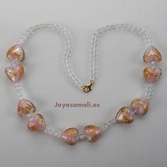 Visita mi tienda de joyas en  http://es.dawanda.com/shop/Joyasameli