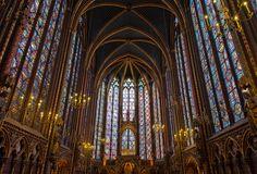 This superb gothic chapel is a protected UNESCO site on the Ile de La Cité and a must visit monument.