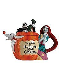 HOTTOPIC.COM - The Nightmare Before Christmas Pumpkin Teapot