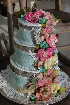 Other: Altered Wedding Cake
