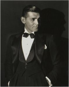 Clark Gable. The original, Most Interesting Man In The World.