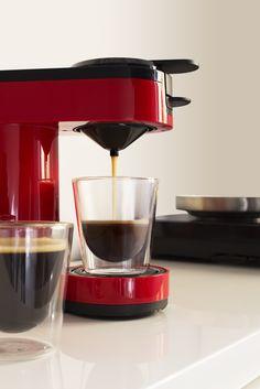 SENSEO® Up; een revolutionair compact design voor grootse koffie