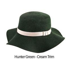 Faire Collection Audrey Hat Wide Brim-Faire Collection (H)